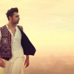 Farhan Saeed Wallpaper from Halka Halka Suroor Song