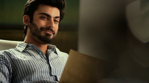 Fawad Khan in BEHADD telefilm 1885