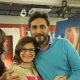 Adnan Siddiqui at HUM TV 8th Anniversary Celebration Party