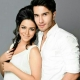 Humaima Malick Picture with brother