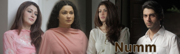 Numm Drama Serial Picture of Cast