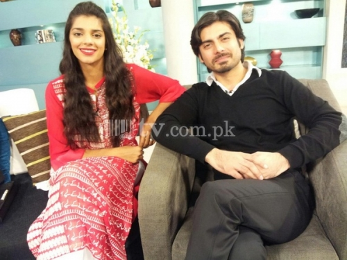 Zindagi Gulzar Hai Promotion on Jago Pakistan Jago Picture 16