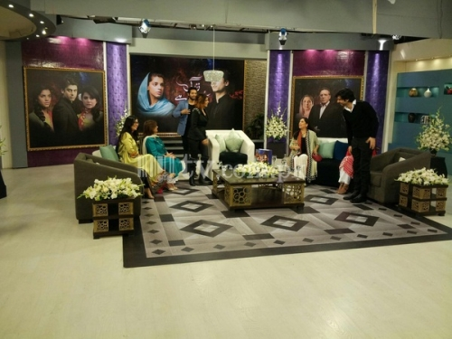 Zindagi Gulzar Hai Promotion on Jago Pakistan Jago Picture 10