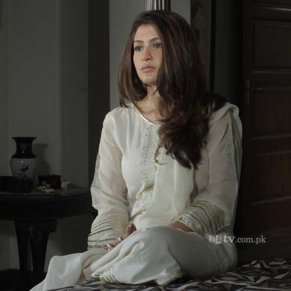 Kanza Wayne in Numm Drama Serial Picture