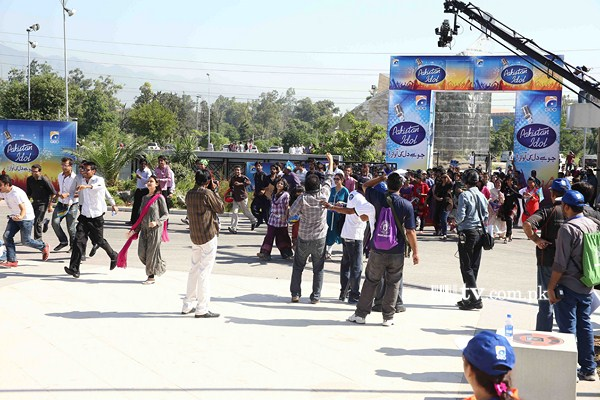 Islamabad Auditions of Pakistan Idol 2013 | Picture 852 | Tv