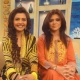 Nida Yasir on sets of Good Morning Pakistan Image 2