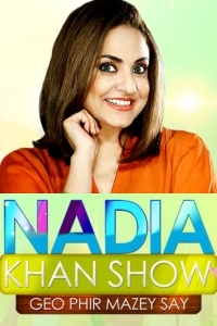 Nadia Khan Show episodes | watch full episodes of Nadia Khan Show