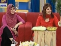 Good Morning Pakistan By Ary Digital - 18th July 2013 (Shagufta Ijaz)