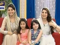 Good Morning Pakistan 22nd July 2013 (Yasir Nawaz, Saud & Javeria with Kids)