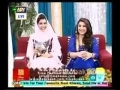 Good Morning Pakistan - 23rd July 2013 ( Shabnam Naz )