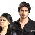 Dil e Muztar Wallpaper by HUM featuring Imran Abbas and Sanam Jhang 6