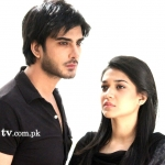 Dil e Muztar Wallpaper by HUM featuring Imran Abbas and Sanam Jhang 5