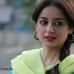 Sarwat Gilani in Dil e Muztar Wallpaper by HUM 1